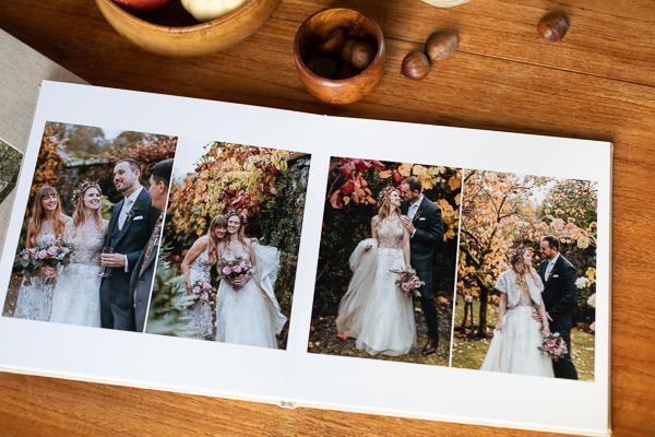 Wedding Photographers Edinburgh Albums 10