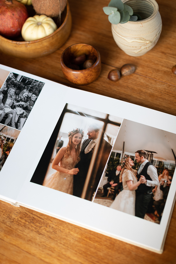 Wedding Photographers Edinburgh Albums 13