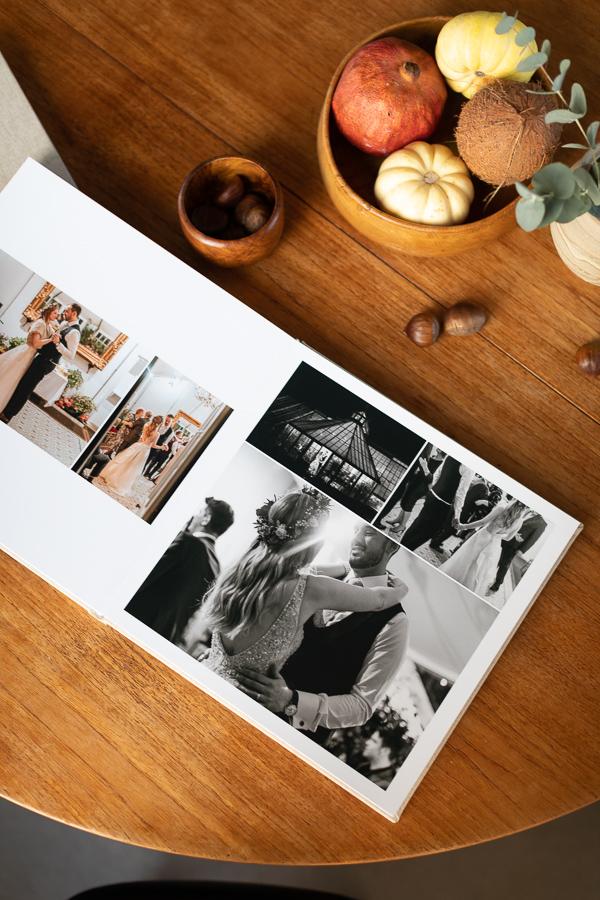 Wedding Photographers Edinburgh Albums 14