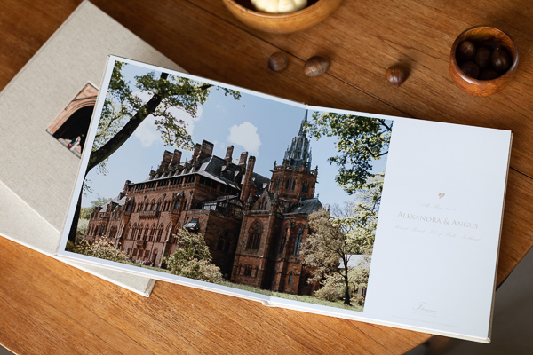 Wedding Photographers Edinburgh Albums 16