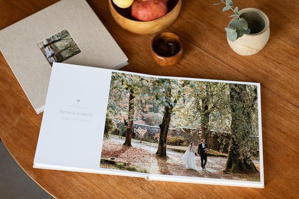 Wedding Photographers Edinburgh Albums 2