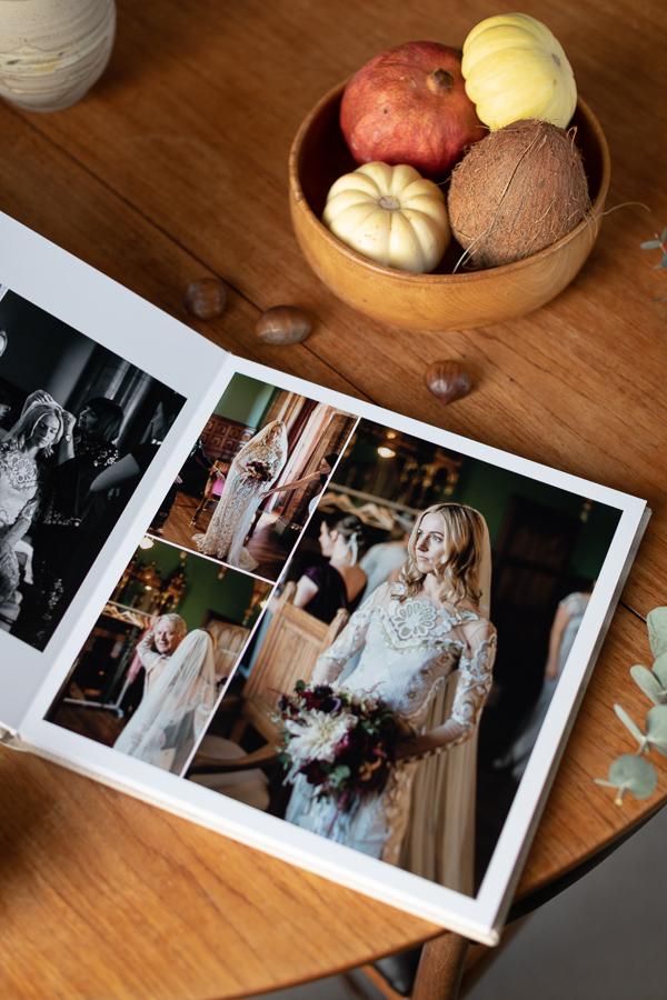 Wedding Photographers Edinburgh Albums 21