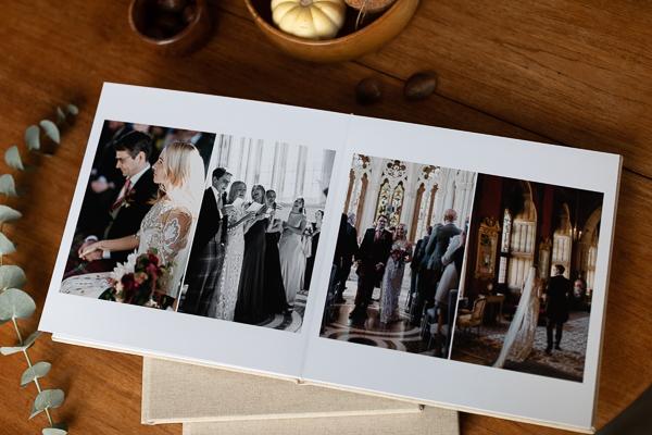 Wedding Photographers Edinburgh Albums 23