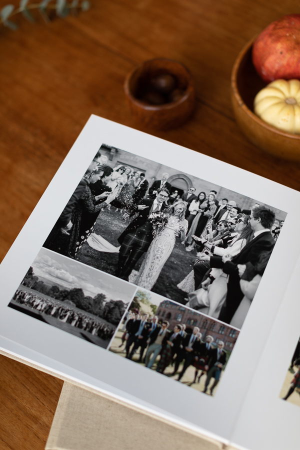 Wedding Photographers Edinburgh Albums 25