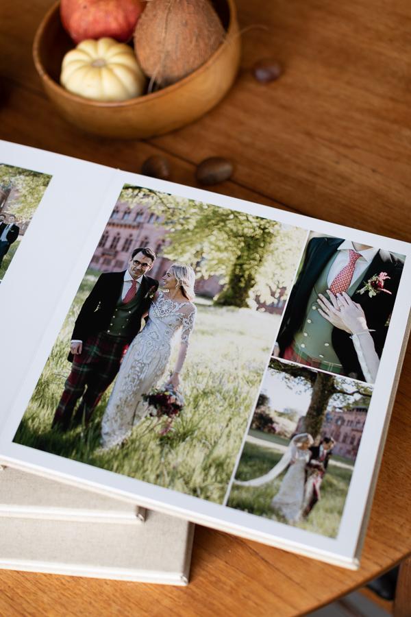 Wedding Photographers Edinburgh Albums 26