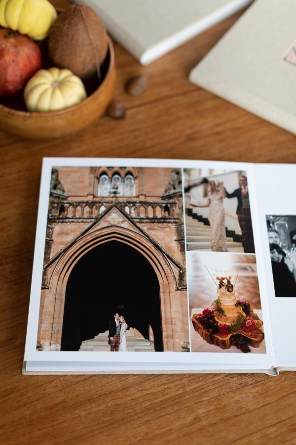 Wedding Photographers Edinburgh Albums 27