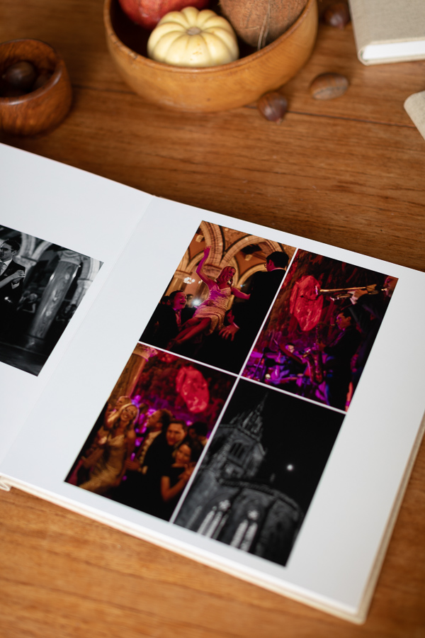 Wedding Photographers Edinburgh Albums 29