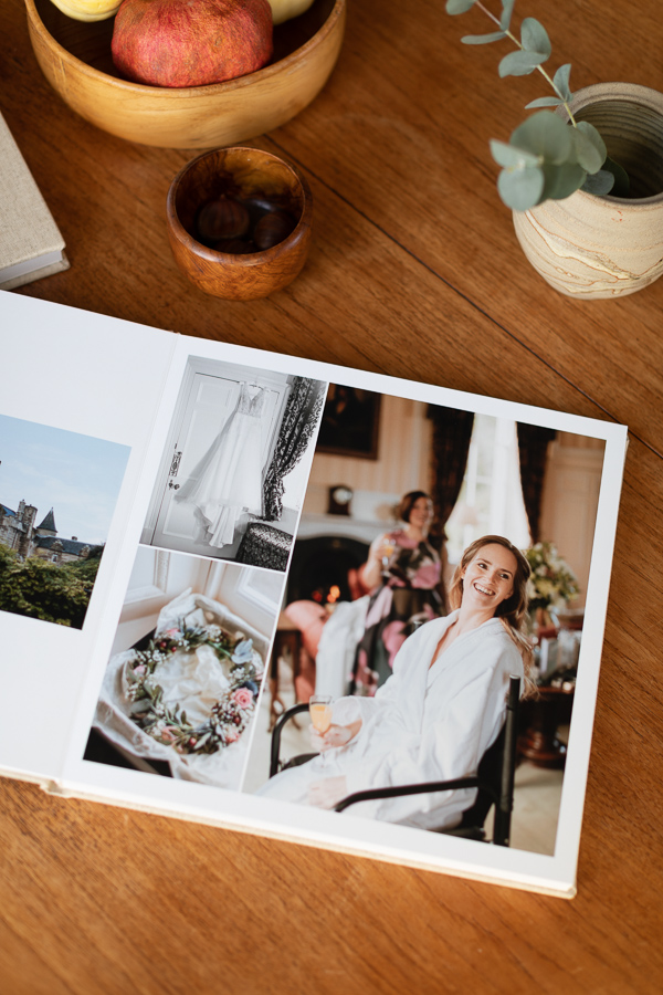 Wedding Photographers Edinburgh Albums 3