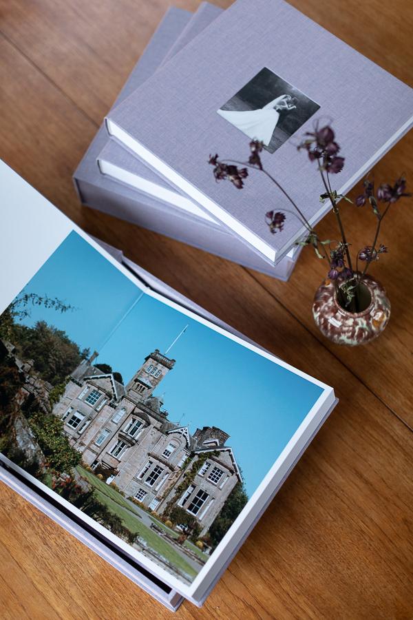 Wedding Photographers Edinburgh Albums 32