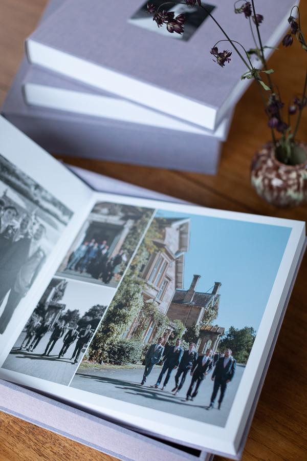 Wedding Photographers Edinburgh Albums 33