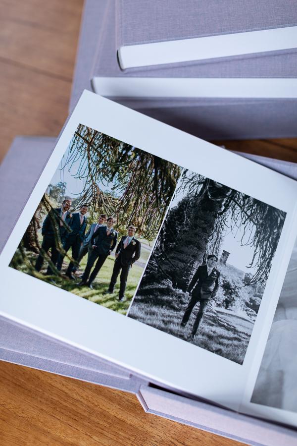 Wedding Photographers Edinburgh Albums 35