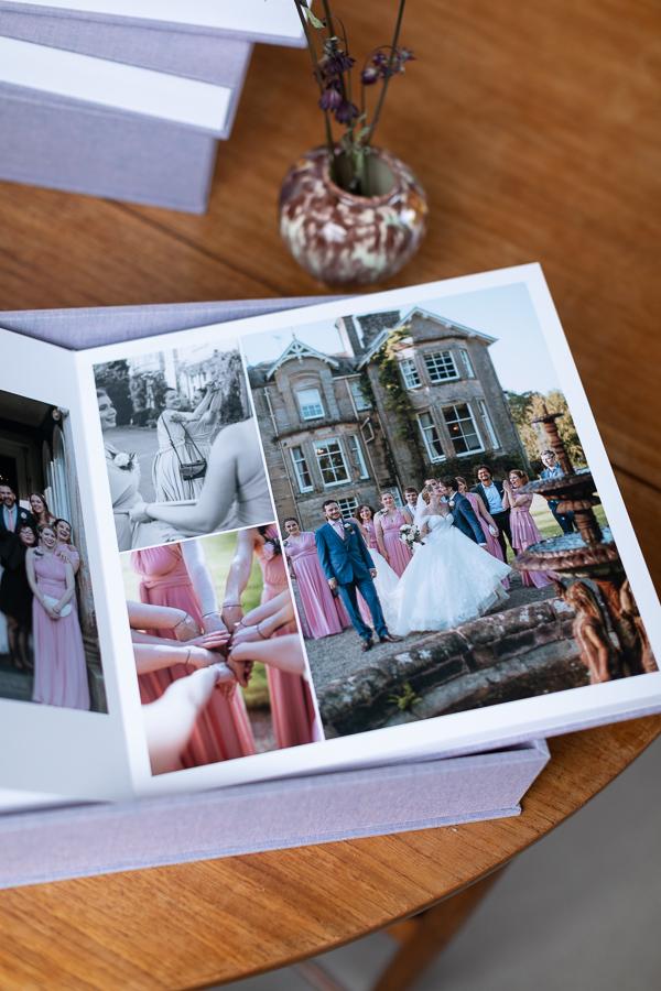 Wedding Photographers Edinburgh Albums 37