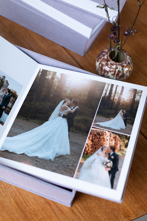 Wedding Photographers Edinburgh Albums 38
