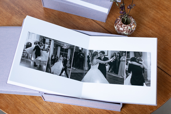 Wedding Photographers Edinburgh Albums 39