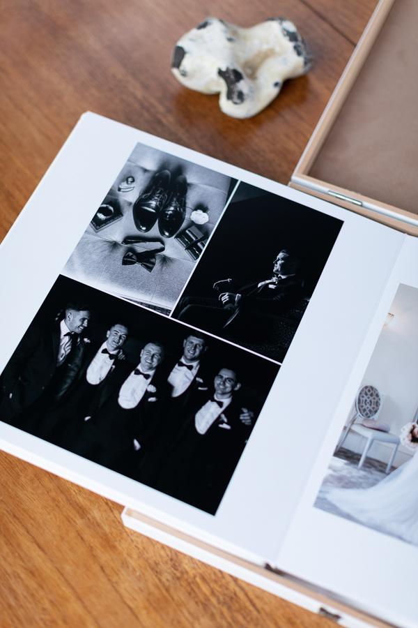 Wedding Photographers Edinburgh Albums 41