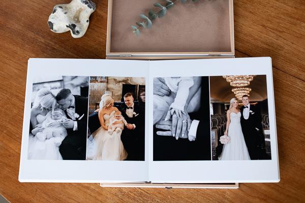 Wedding Photographers Edinburgh Albums 45