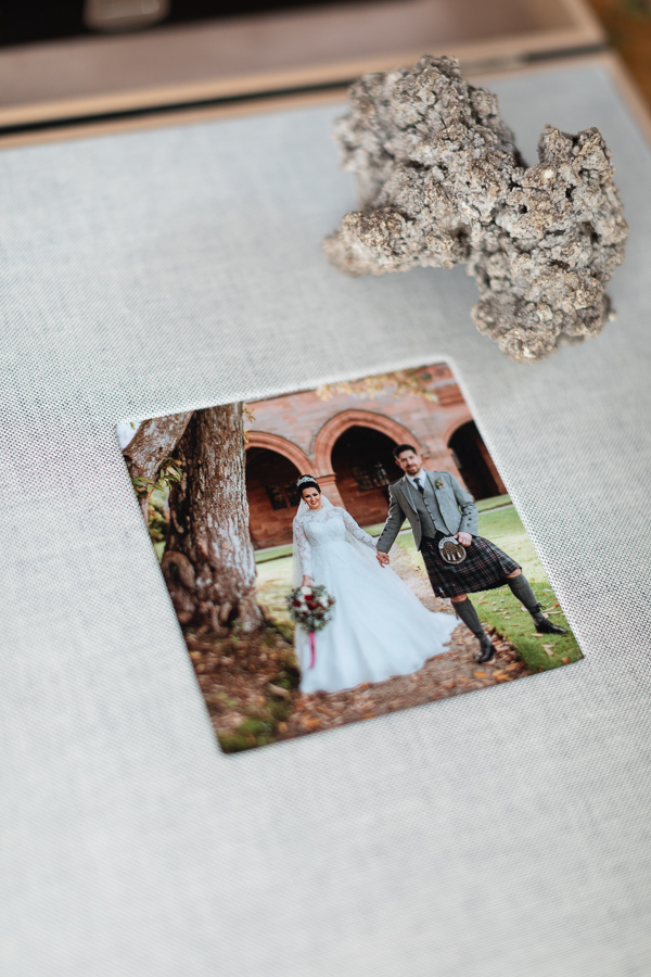 Wedding Photographers Edinburgh Albums 48
