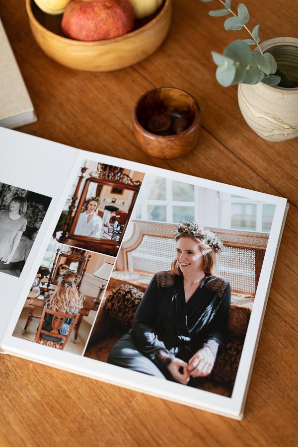 Wedding Photographers Edinburgh Albums 5