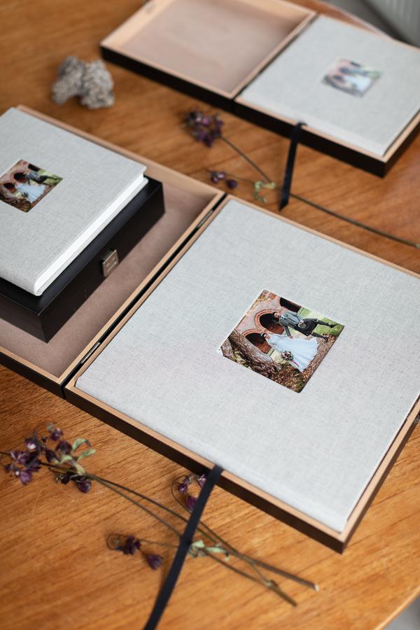 Wedding Photographers Edinburgh Albums 50