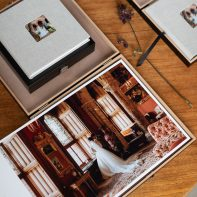 Wedding Albums by Photographers Edinburgh munt stuart