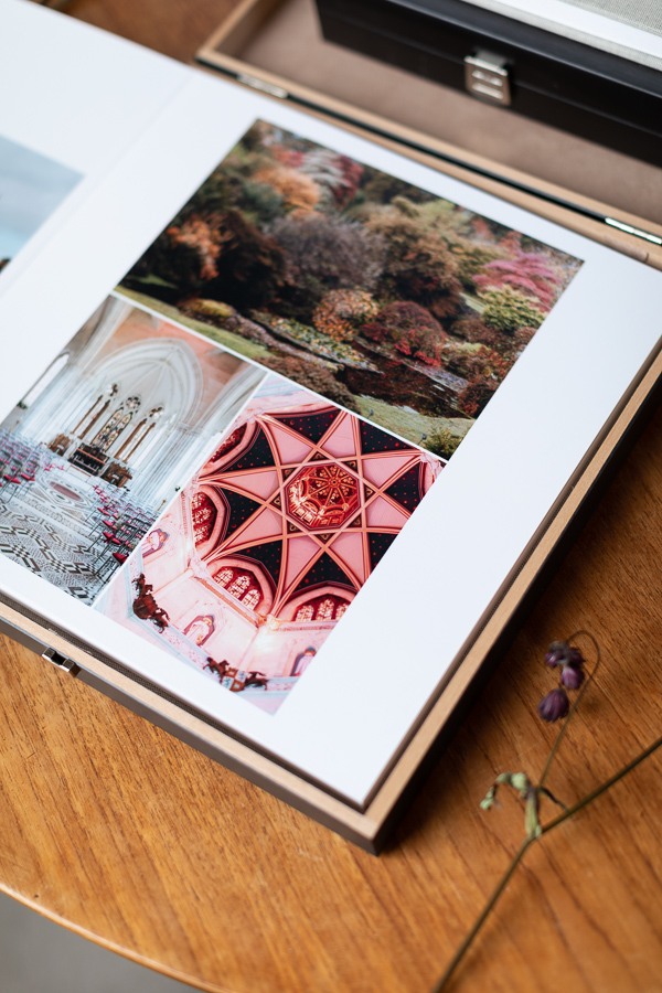 Wedding Photographers Edinburgh Albums 53