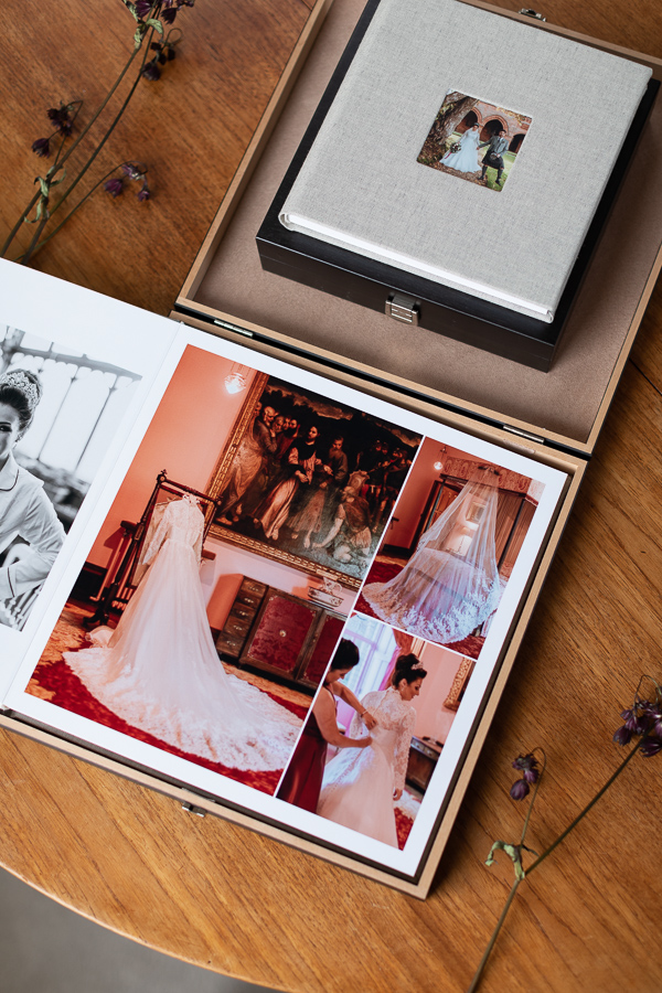 Wedding Photographers Edinburgh Albums 54