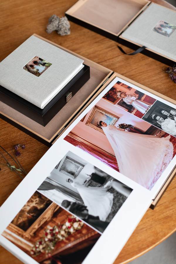 Wedding Photographers Edinburgh Albums 55
