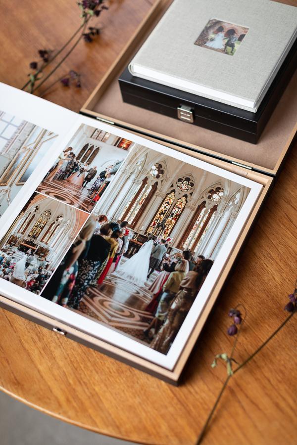 Wedding Photographers Edinburgh Albums 57