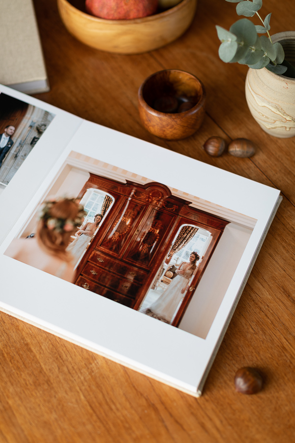 Wedding Photographers Edinburgh Albums 6