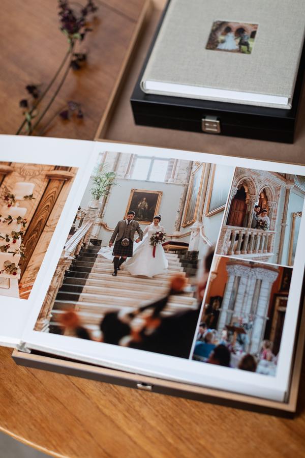 Wedding Photographers Edinburgh Albums 60