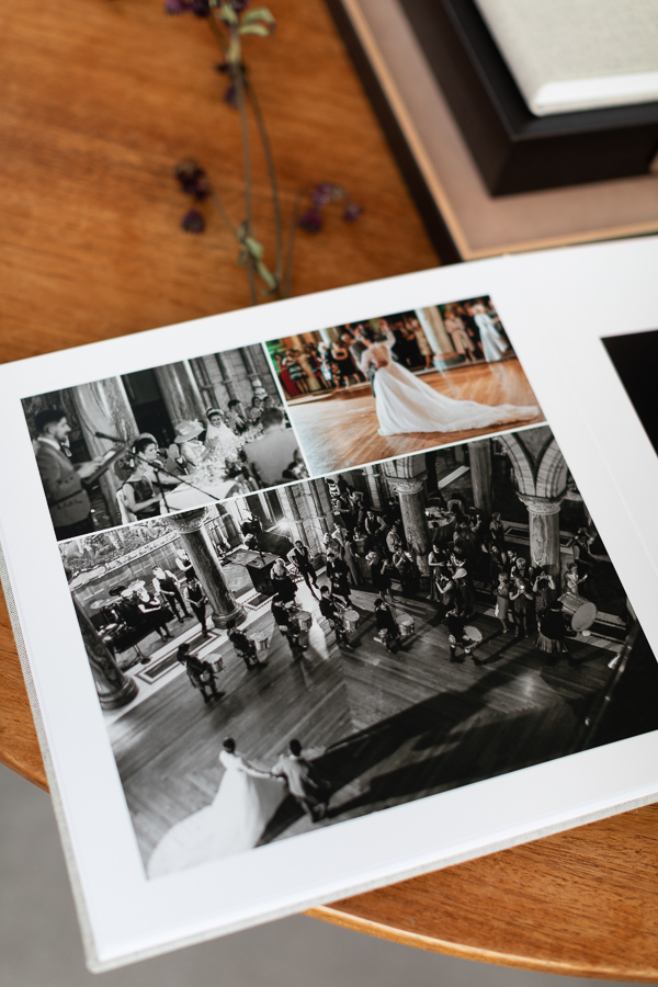 Wedding Photographers Edinburgh Albums 61