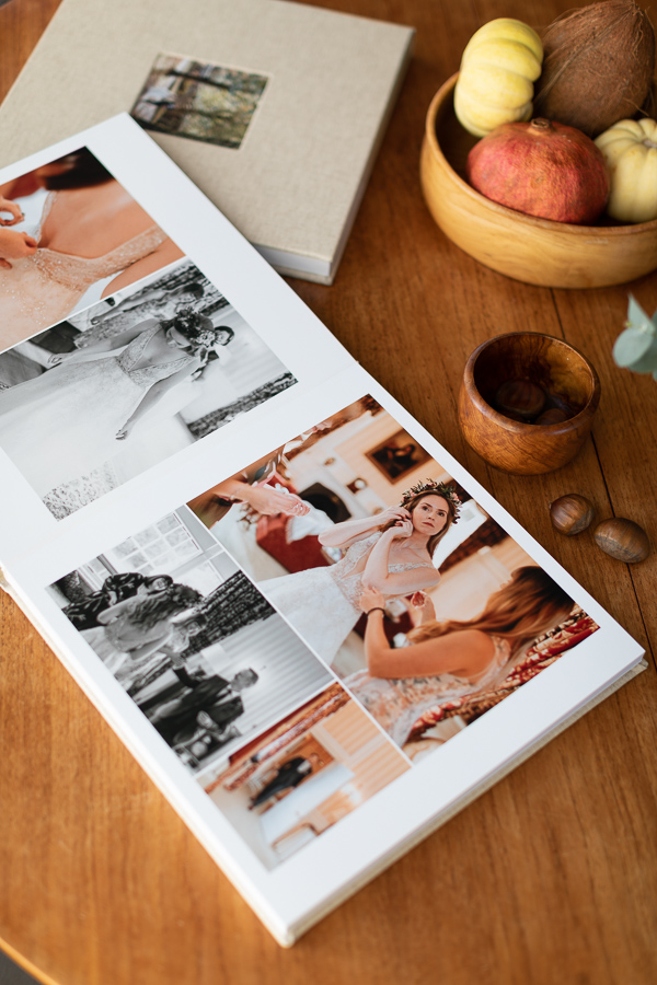 Wedding Photographers Edinburgh Albums 7