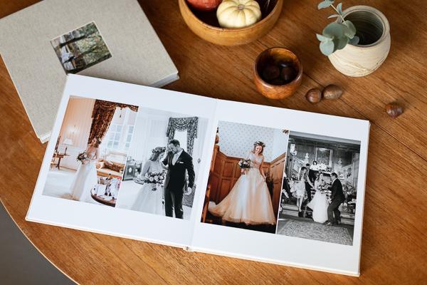 Wedding Photographers Edinburgh Albums 8