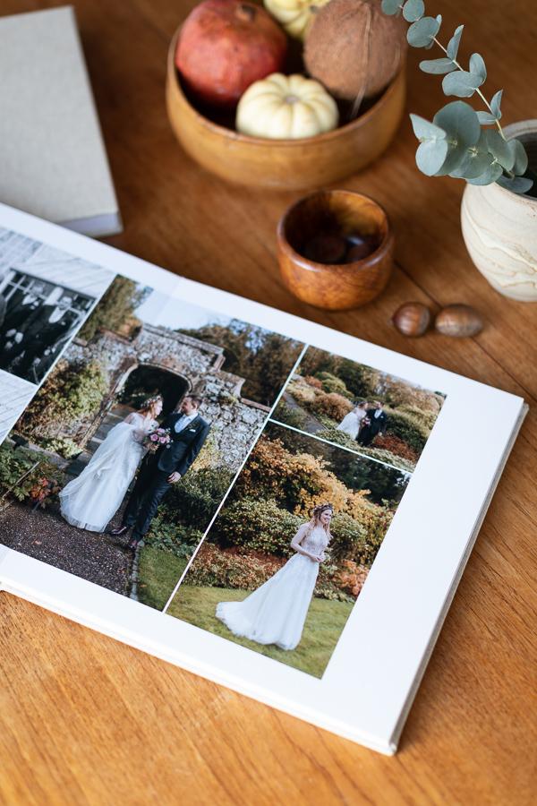 Wedding Photographers Edinburgh Albums 9