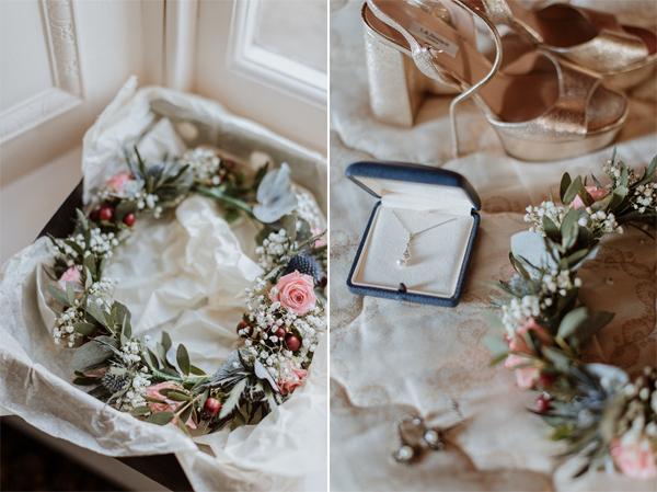 Glenapp Castle Wedding Photos 10a