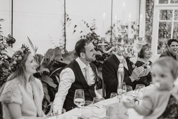 happy celebration and speeches photographers scotland