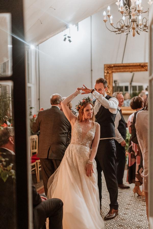 Glenapp Castle Wedding Photos 136