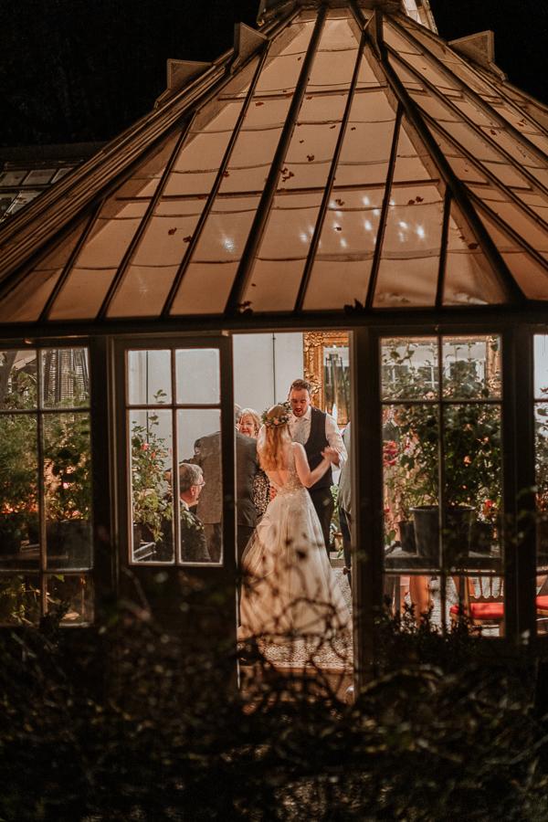 Glenapp Castle Wedding Photos 137