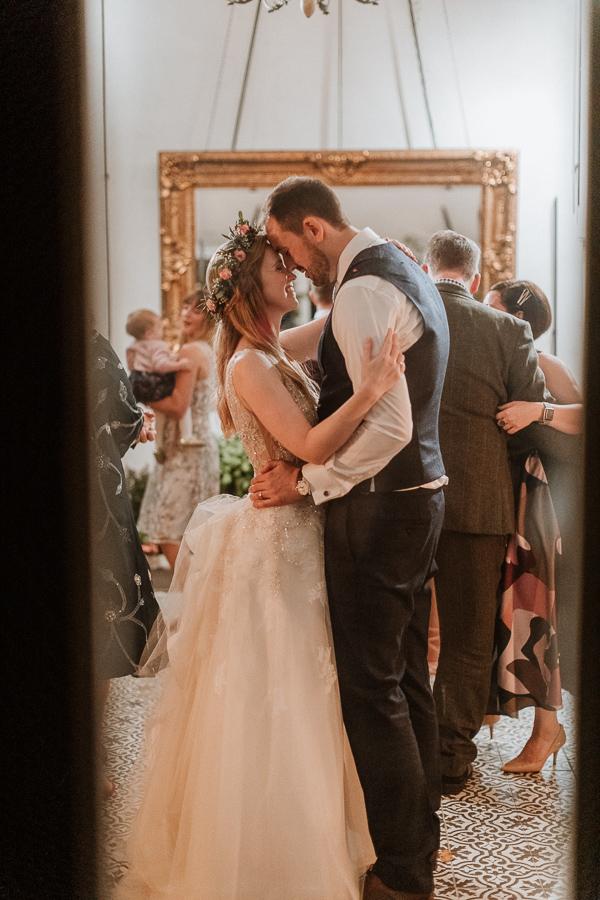 Glenapp Castle Wedding Photos 140