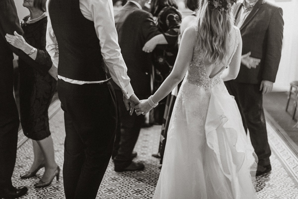 Glenapp Castle Wedding Photos 142