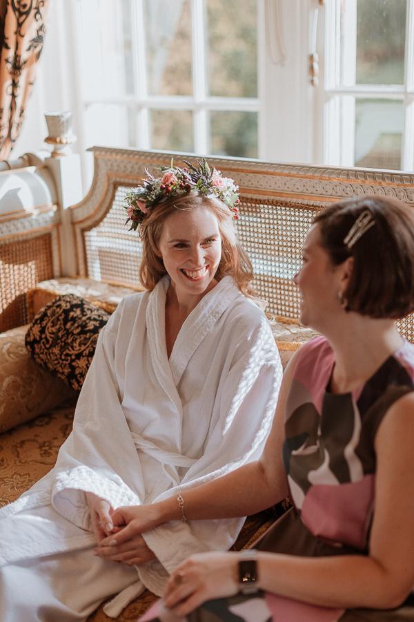 Glenapp Castle Wedding Photos 29