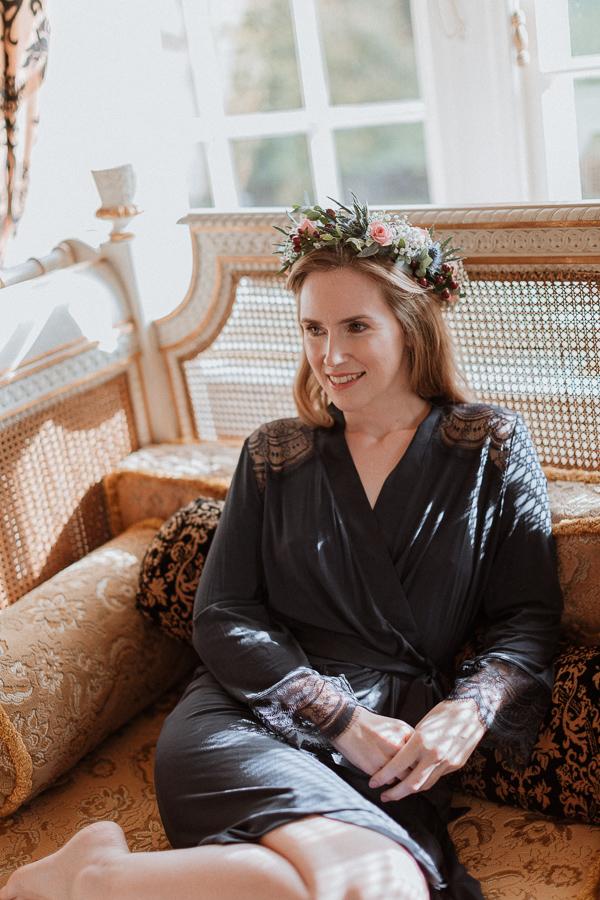 Glenapp Castle Wedding Photos 31