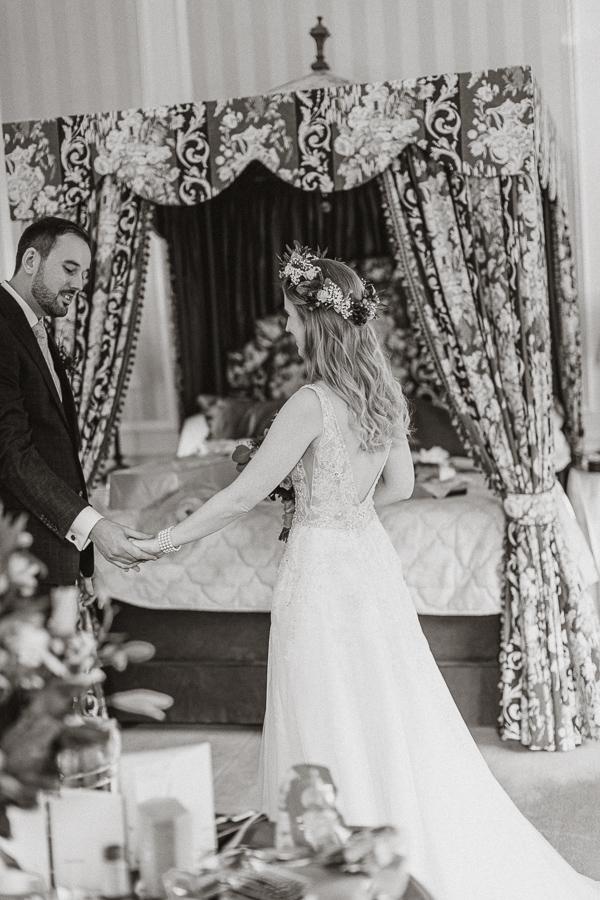 Glenapp Castle Wedding Photos 51