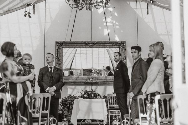 Glenapp Castle Wedding Photos 61
