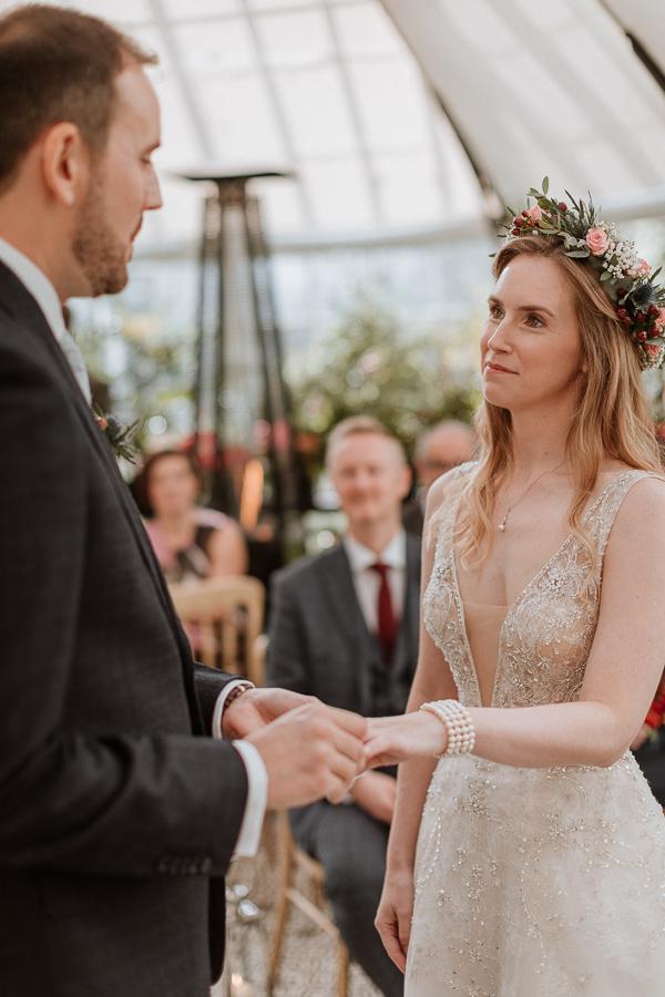 Glenapp Castle Wedding Photos 71