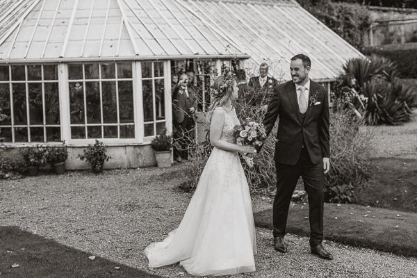 Glenapp Castle Wedding Photos 74