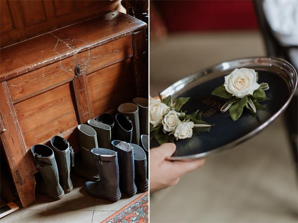 Glenapp Castle Wedding Photos 7a