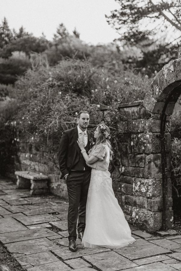 Glenapp Castle Wedding Photos 94