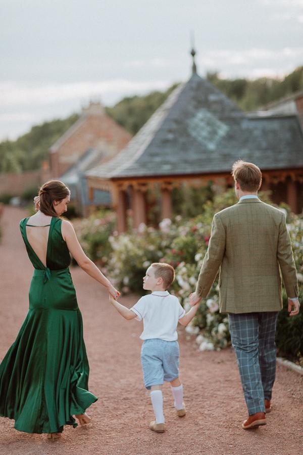 wedding photographers glasgow dumfries house