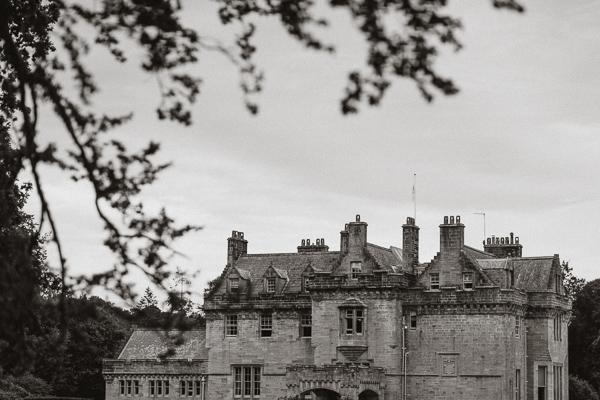 soarn castle scottish wedding venue